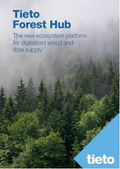 Tieto Forest Hub Solution Paper