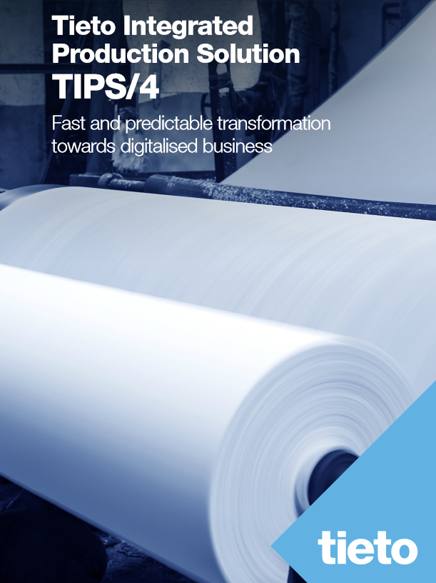 Tieto Integrated Production Solution TIPS/4
