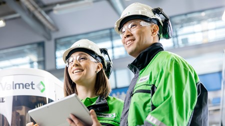 Valmet: Global Project Portfolio Management implementation