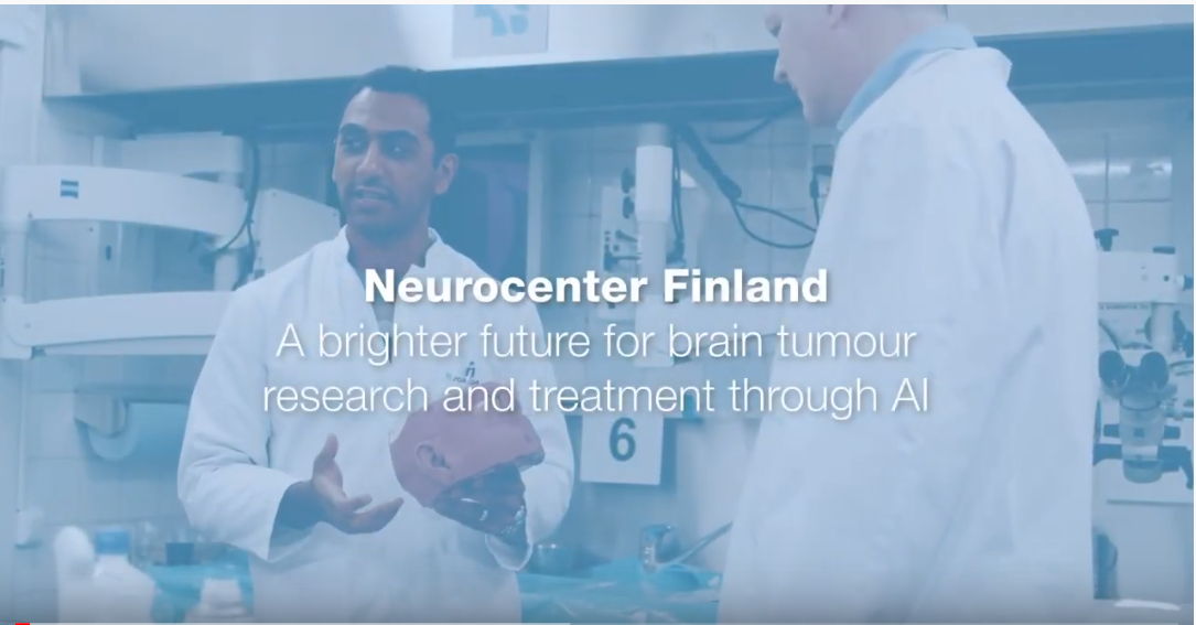 Neurocenter Finland - agile AI solution