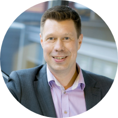 Fredrik Jansson from Tieto will be presenting at Tieto Talks AI